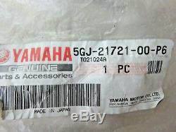 NOS Véritable Yamaha 2003 T-Max XP500 Côté Housse 2 5GJ-21721-00-P6