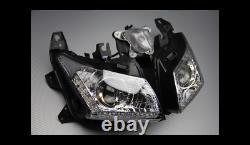 Optique / Phare Avant pour YAMAHA TMAX T-MAX 530 2012-2014
