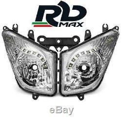 Optique éclairage leds RB-MAX YAMAHA T-Max 500 TMax 2008 2011 feu maxiscooter
