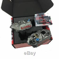 PAIRE étriers de frein RADIALS MONOBLOC BREMBO GP4-RS 108mm YAMAHA T- MAX 530 15