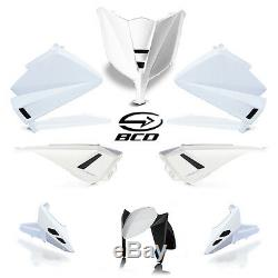 Pack carénage face led daylight BCD YAMAHA T-Max 530 Tmax NEUF front cover led