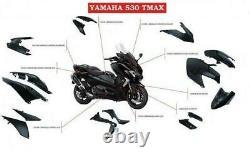 Pack complet carénage yamaha tmax 530 2017 édition limité Lux Max et Black Mat
