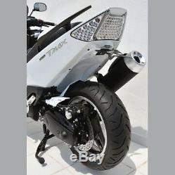 Passage de roue avec eclairage de plaque ERMAX Tmax 500 T MAX 08-11 Brut à peind