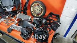 Pièces de Rechange Carénage Accident Yamaha Black T Max 530 2012-2014
