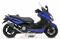 Pot D' Échappement Complète Pour Yamaha T-max 500 2001 2007 MIVV Gp Carbone