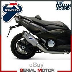 Pot D'Echappement Complete Termignoni Titane Yamaha T Max 530 2016 16