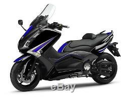 Puig Kit Autocollant Moto Yamaha T-Max 530 2015 Couleur Bleue