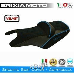 Revêtement Couverture Selle Velvet 3BE-2 Yamaha 530 XP T-Max 2012-2016