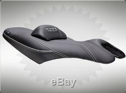Selle Confort SHAD Scooter YAMAHA TMAX T-MAX 500 de 2008 à 2012 coloris au choix