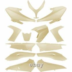 Set Carénage 13 Pièces Neutre à Partir De A Peintre Yamaha 500 XP T-Max SJ061