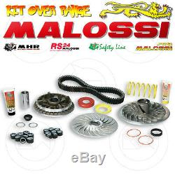 Set Modification Racing Over Range Complet Mhr Malossi Yamaha T Max Tmax 500 10