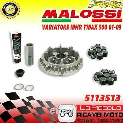Set Variateur MALOSSI Multivar 2000 Yamaha Tmax T Max 500 LC 2001 2002 2003