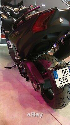 Support de plaque Ras de roue Yamaha T-MAX 530 / 2012-2019