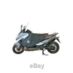 Tablier maxi scooter tucano adapt yamaha 500 t-max 2008-2011