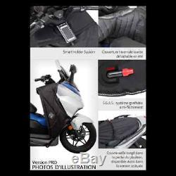 Tablier scooter TUCANO R189 PRO-X YAMAHA Tmax 530 T-Max SX DX 2017 couvre jambes