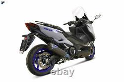 Termignoni Ligne Complete Carbon Black CC Race Yamaha Tmax T-max 560 2020 20