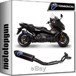 Termignoni Ligne Complete N Scream Carbon CC Race Yamaha Tmax T Max 530 2017 17