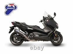 Termignoni Systeme D'echappement Carbone Yamaha T-max 560 2020