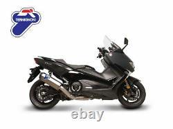 Termignoni Systeme D'echappement Titane Yamaha T-max 560 2020