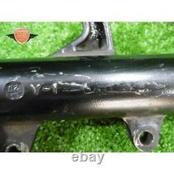 Tube fourche pontet de fourche inférieur Yamaha T-Max 500 2001 2003