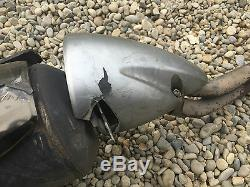 Un Pot Silencieux D Echappement Origine Yamaha 500 Tmax T-max T Max 2007 Abs