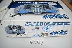 Variateur POLINI Hi-Speed Evo Yamaha 530 T-MAX a partir de 2012 ref 241.701