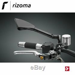 YAMAHA T-Max 530 ABS 2012 2013 RIZOMA BS162B BS775B Noir RETROVISEUR Tomok d