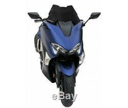 Yamaha 560 T-max- 2020- Bulle Pare Brise Saute Vent Ermax Sport Touring Noir Fon
