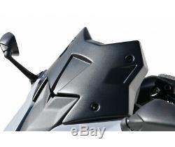 Yamaha 560 T-max 2020- Bulle Pare Brise Saute Vent Ermax Supersport Noir Satin