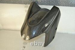 Yamaha T Max Garde-Boue Avant Carbone 2008 Front Modguard