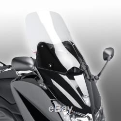 Yamaha T-max 530 2015 2016 Bulle Puig Transparent V-tech Touring Saute Vent