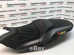Yamaha T-max Tmax 530 17-18 Tappezzeria Italia Housse de Confort Foam Akrapovic