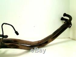 Yamaha XP 500 T-MAX 2008-2011 exhaust downpipes Auspuffrohre MS-104552